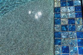 steel blue iridescent waterline poolcontemporary pool san francisco