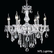 12 arm crystal chandelier new morn chanlier light re crystal chanliers 4 6 8 arm ceiling