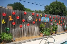 Fence Decorating Ideas Privacy Related