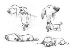 194 Beste Afbeeldingen Van Tekeningen In 2019 Teckel Hond Dieren