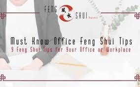 office feng shui tips. 9 tips for office feng shui that you must know