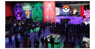 Link's awakening for switch, and mario and sonic at the tokyo 2020 olympics. Nintendo News Nintendo Wraps Up A Day Of Video Game Fun At E3 Business Wire