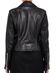 oliya women biker leather jackets