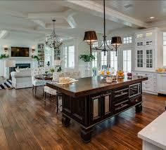 m peachy open floor plan kitchen ideas
