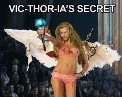 Victoria's Secret | Thor Puns | Know Your Meme via Relatably.com