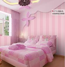 bedrooms for girls purple and pink. remarkable pink striped wall gallery - best idea home design . bedrooms for girls purple and f