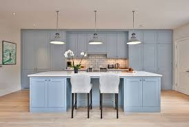 Of Blue Kitchens Design Trend Blue Kitchen Cabinets 30 Ideas To Get You Started
