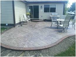 stamped concrete patio cost calculator. Cement Patio Cost Designs Large Size Of Table Seats For Sale Paint Patios Blocks Canada Furniture Stamped Concrete Calculator I