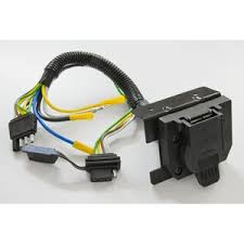reese towpower universal trailer wire harness and connector 85343 reese towpower universal trailer wire harness and connector