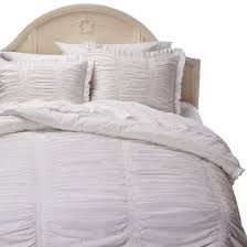 Ruched forter Set Simply Shabby Chic™ Tar