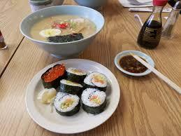 photo of sushi den walled lake mi united states tonkotsu ramen lunch