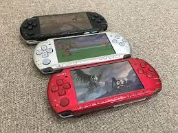 Máy chơi game PSP 3000 (Kho 3.000+ Gamefree) - Provius Store
