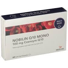 Nobilin Q 10 Mono 100 Mg