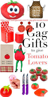 funny gifts for tomato these gifts are perfect for stocking