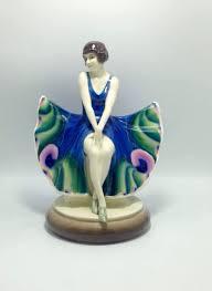 Get the best deals on glass art deco figurine. Josef Lorenzl 1892 1950 Goldscheider Rare Art Deco Catawiki