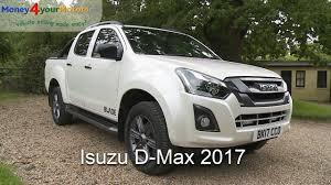 isuzu d max 2017 review