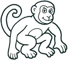 Little Monkeys Coloring Page Free Coloring Pages Of Five Little