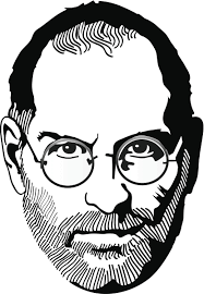 """Steve Jobs This is Water:</br>Three Commencement Speeches you Need to. The first story is about """"connecting the dots"""". Jobs discusses his life, ... - Steve-Jobs"""