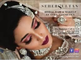 sehar sultan toronto makeup artist