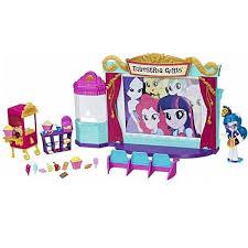 <b>My Little Pony Equestria</b> Girls. <b>Игровой набор</b> мини-кукол ...