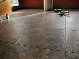 Recycled Leather Floor Tiles Not Your Fathers Vinyl Floor Hgtv