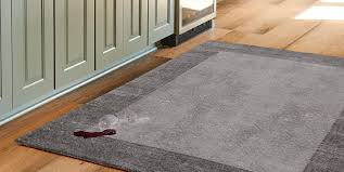 the look of the area rug will ultimately play a big part in what you choose but for your rug to keep its visual style you need to make sure it s the