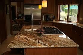 new brown granite countertops