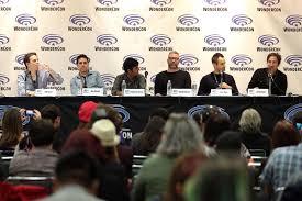 File:Jeff Russo, Mac Quayle, Siddhartha Khosla, Charlie Clouser, Alec Puro  & Jeff Cardoni (33716294441).jpg - Wikimedia Commons