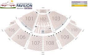 Cynthia Woods Pavilion Seating Chart 18 Luxury Cynthia Woods Pavilion Seating Chart
