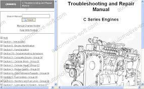cummins c8 3 workshop service manual troubleshooting and repair screenshots
