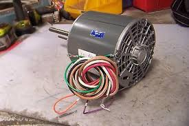 new ajax 1 2 hp electric ac blower motor 230 vac 1075 rpm 48y new ajax 1 2 hp electric ac blower motor 230 vac 1075 rpm 48y frame