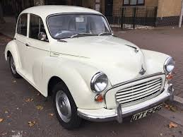 morris minor classic cars buy and sell in the uk and her is gerty she was built in 1968 and was purchased in 2013 from edinburgh she was a barn that was fully restored in edinburgh in