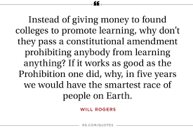 Quotes Works 10 Wise Quotes From Will Rogers Readers Digest