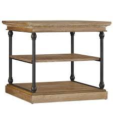 homesullivan manor drive vintage oak side table