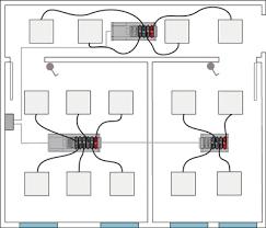 lighting connection control system flex7 flex connectors