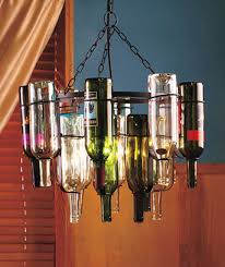 wine bottle chandelier ltd commodities, Lighting ideas