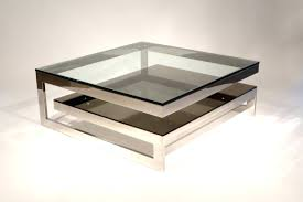Coffee Table ~ Quick View Norridge Coffee Tablelarge Modern Table intended  for Modern Square Glass Coffee