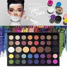 James charles x morphe the mini palette nwb! A Review Of The James Charles Palette Team True Beauty