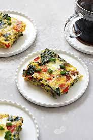 dairy free frittata cook nourish bliss