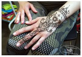 Henna Tattoo Workshop Kultivar