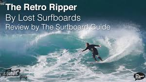 Lost Surfboards Retro Ripper Futures Fins Legacy Series Review The Surfboard Guide