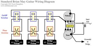 pickups demystified part one series parallel wiring pro guitar shop Parallel Pickup Wiring brian may wiring series parallel pickup wiring