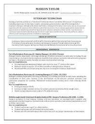 Patient Care Technician Resume Best Of Vet Resume Here Are Vet Tech