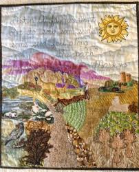 175 best Collage quilts images on Pinterest | Art quilting ... & art quilting with a message Adamdwight.com