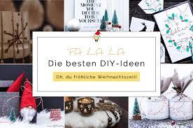 Die Besten Diy Ideen Für Weihnachten Filizitycom Diy