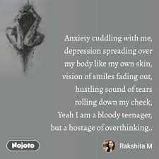 Quotes About Overthinking Shayari Status Quotes Stories Nojot