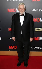 Black Tie Theme Robert Morse Chose A Black And White Look Following The