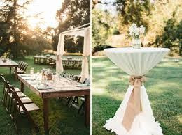 Backyard Wedding Diy  Outdoor Furniture Design And IdeasBackyard Wedding Diy
