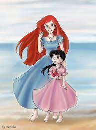Small Picture 151 best Melody Daughter of Ariel Eric images on Pinterest