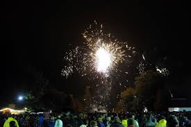 cardiff s annual sparks in the park organised by cardiff round table and cardiff council at cooper s